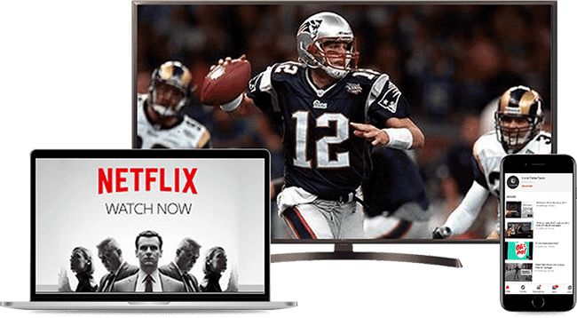 Get Cable TV, Internet and home phone in Michigan