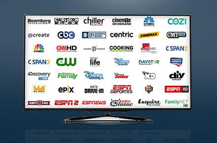 Spectrum Gold | Charter TV Spectrum Gold Package Channel Lineup