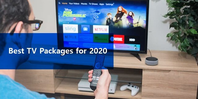 Best Tv Packages For 2020 Local Cable Deals